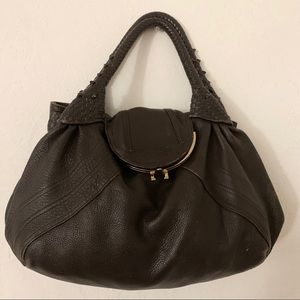 Authentic Fendi Spy Hobo